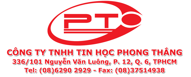 Công Ty TNHH Tin Học Phong Thắng